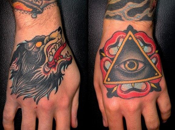 Означает надежду татуировка тату для